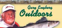 Gary Engberg Outdoors fishing articles.