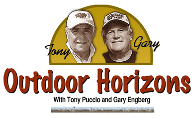 Tony Puccio and Gary Engberg of Outdoor Horizons.